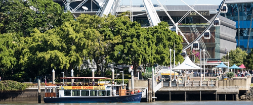 GELI Day Out  Gold Coast Students - River Cruise & Wheel of Brisbane