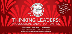 Professional Development Network School Leaders Conference 2020 - Face to Face Option