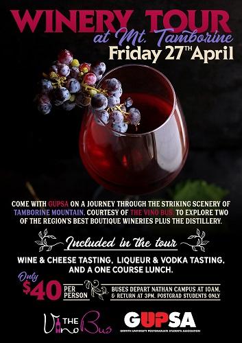 GUPSA Winery Tour