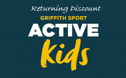 Active Kids - September Program Returning Discount