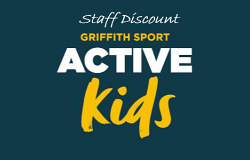 Active Kids - September Program Staff Discount
