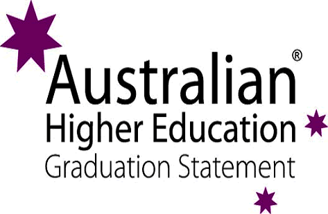 AHEGS Statement (Post 2010 students only)