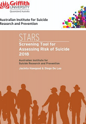 Screening Tool for Assessing Risk of Suicide STARS - Brisbane October 24-25, 2019