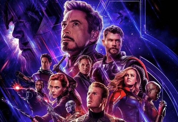 Logan SRC Movie Night - Avengers Endgame