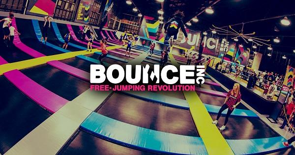 Bounce Inc Vouchers - General Entry Voucher