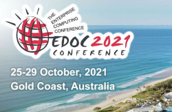 EDOC 2021 - Please complete one registration for each paper