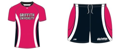 2019 Nationals - Handball Uniform