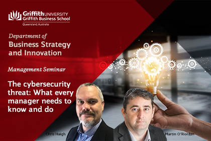 Management Seminar - The Cybersecurity Threat