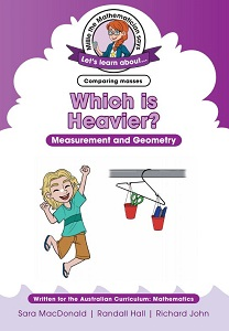 Millie the Mathematician - Which is Heavier?