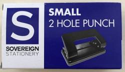 Small 2 hole punch - PLU 105934