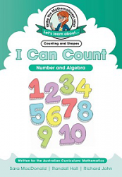 Millie the Mathematician - I Can Count