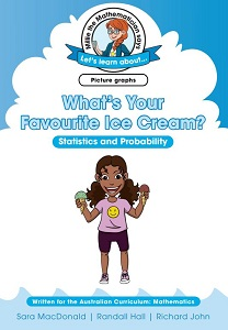 Millie the Mathematician - What's Your Favourite Ice Cream?