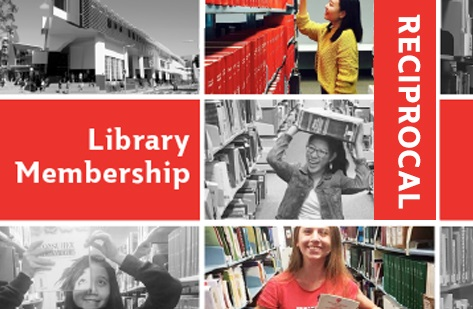 Library Membership - Reciprocal (non ULANZ institution)