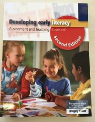 Developing Early Literacy - PLU 105951
