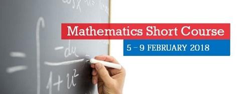 Mathematics Short Course (Gold Coast)