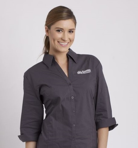 Nutrition and Dietetics Metro Style Business Shirt