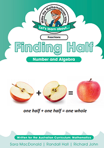 Millie the Mathematician - Finding Half
