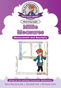 Millie the Mathematician - Millie Measures