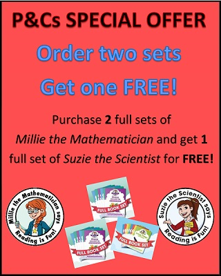 Millie the Mathematician - P&C Association Special Offer