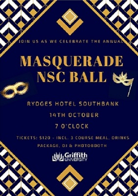 School of Natural Sciences Ball 2017