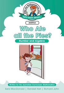 Millie the Mathematician - Who Ate all the Pies?