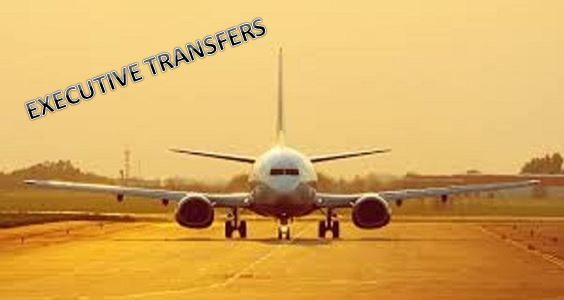 Airport Transfers (Executive) 2017