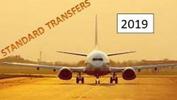 Airport Transfers (Standard) 2019