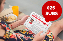 Griffith Review - Discounted Digital Subscription for Griffith Staff & Students