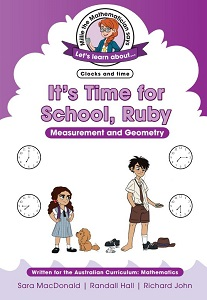 Millie the Mathematician - It's Time for School Ruby