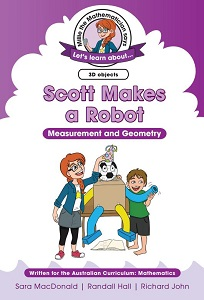 Millie the Mathematician - Scott Makes a Robot