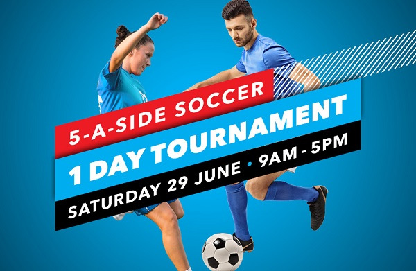 Sport Tournament - 5 a side Soccer