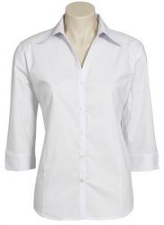Speech Pathology Uniform Shirts - Ladies 3/4 Sleeve
