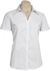 Speech Pathology Uniform Shirts - Ladies Short Sleeve