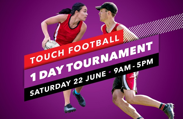 Sport Tournament - Touch Football